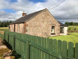 Croftjane Cottage garden