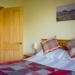 Croftjane self catering Double bedroom 2