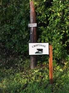 Croftjane Road End