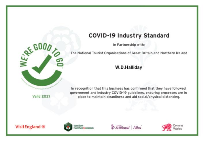 Covid-19 Industry Standard